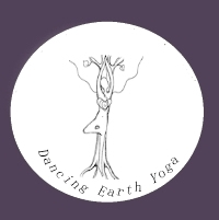 2019 Dancing Earth Yoga and Gifts of Nature Logo